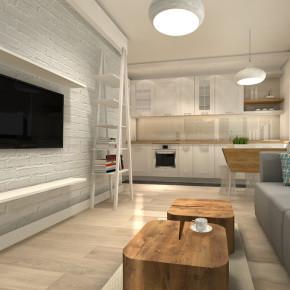 Mieszkanie 50mkw