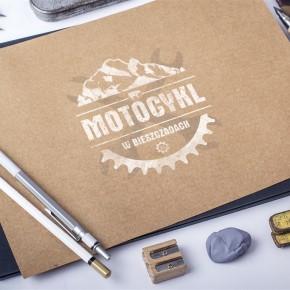 Motocykl w Bieszczadach